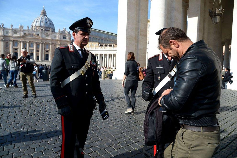 Aumento dei controlli a Roma