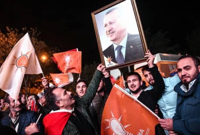 Erdogan ha vinto le elezioni in Turchia
