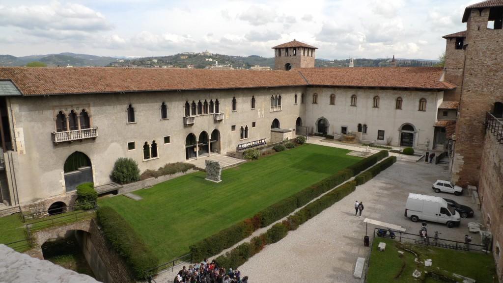 Furto al museo di Castelvecchio