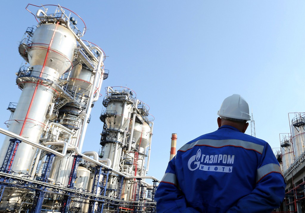 Gazprom interrompe le forniture di gas a Kiev