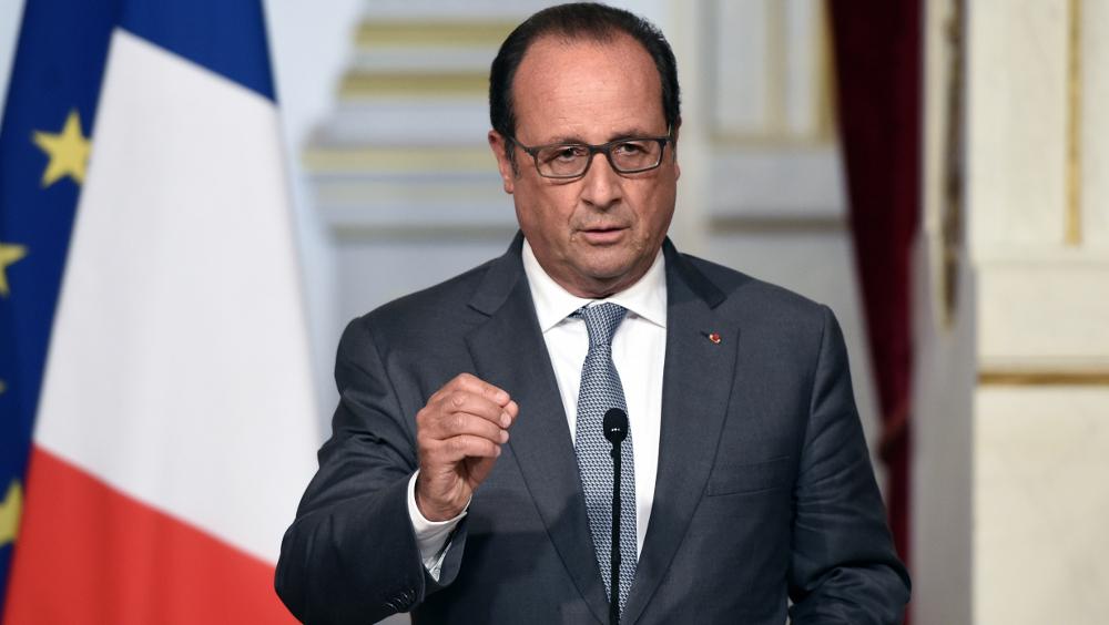 Hollande continua la maratona alla coalizione