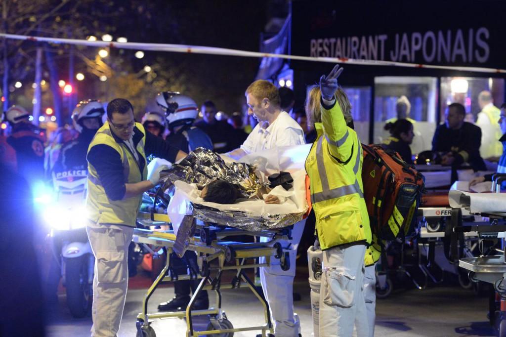Kamikaze strage a Parigi