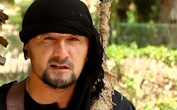 Khalimov, militante dell'Isis addestrato in Usa