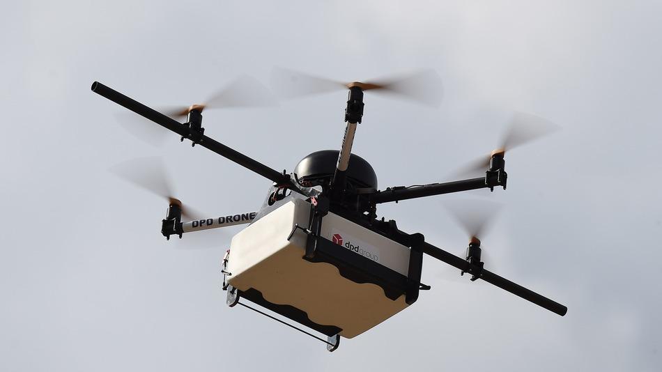 Le poste australiane ricorrono a droni e stampanti 3D