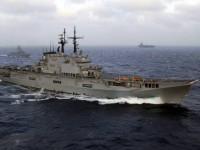 Libia, navi da guerra italiane
