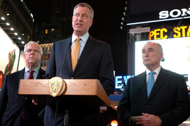 Minacce infondate contro New York