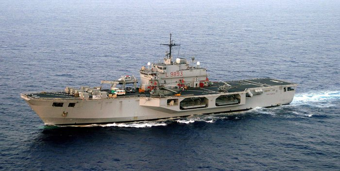 Ministero della Difesa smentisce presenza navi italiane in Libia