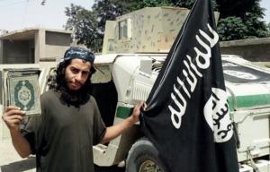 Il terrorista Abdelhamid Abaaoud