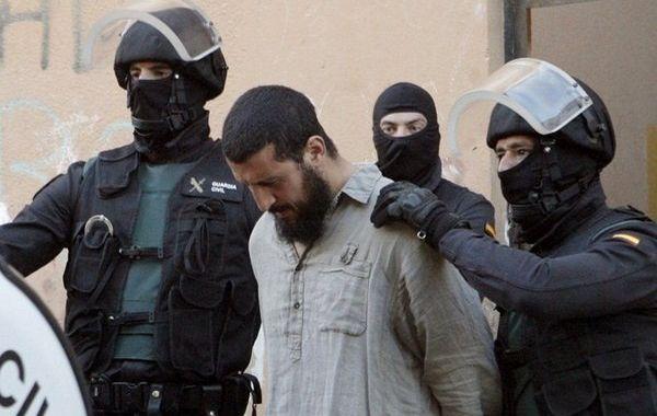 Spagna, operazioni contro il terrorismo