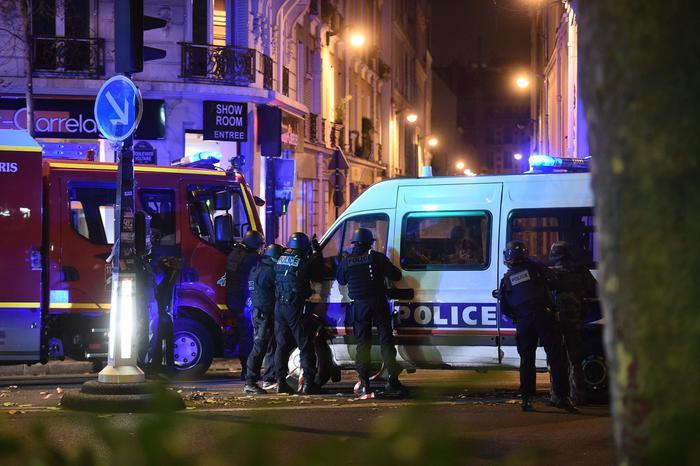 Strage a Parigi