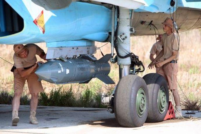 Terroristi bombe