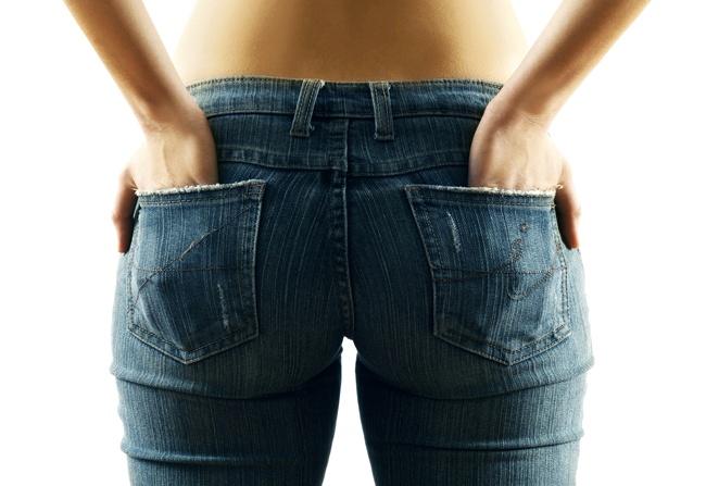 Vittima dei jeans stretti
