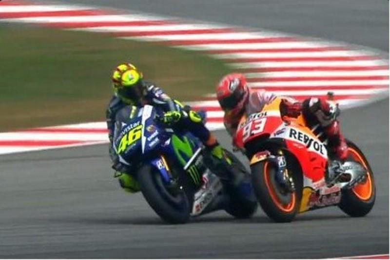 Yamaha rifiuta le accuse mosse a Valentino