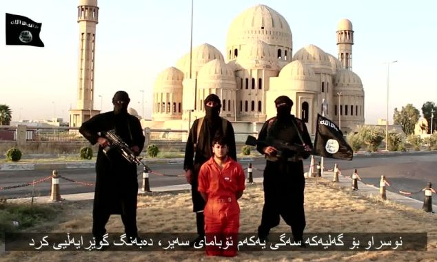 Video dell'Isis