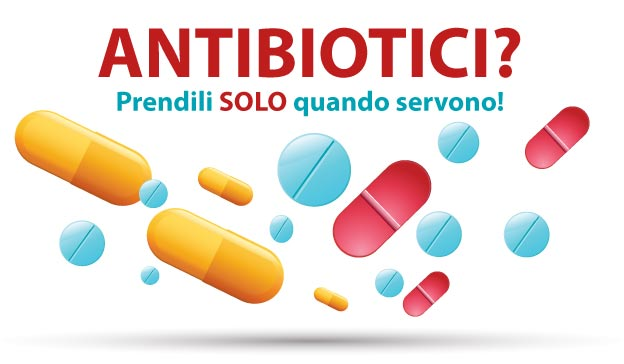Uso eccessivo in antibiotici in UE