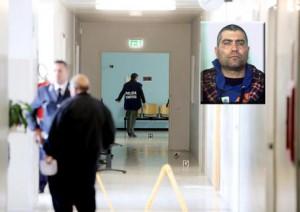 Detenuto fugge da ospedale