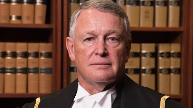 Il giudice Robin Camp