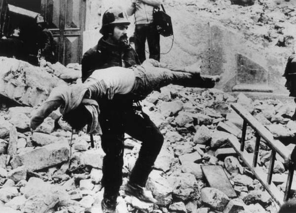 Terremoto in Irpinia 23-11-1980