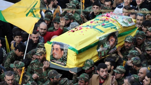 Hezbollah dichiara che vendicherà l'assassinio di Samir Kantar