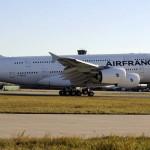 Allarme bomba sull'Air France