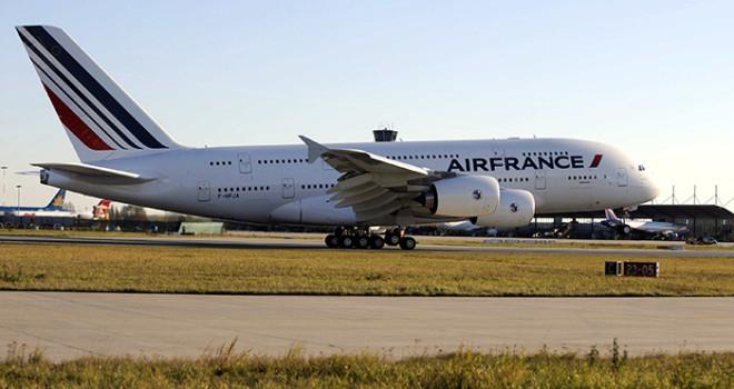 Allarme bomba Air France