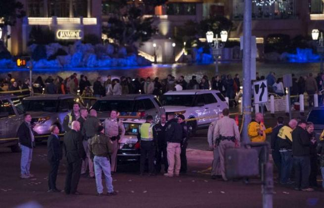 Donna travolge 37 persone in un incidente stradale a Las Vegas
