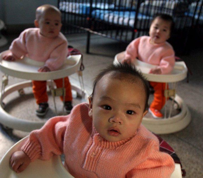 Cina legge figli