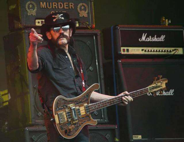 Ian Lemmy Kilmister