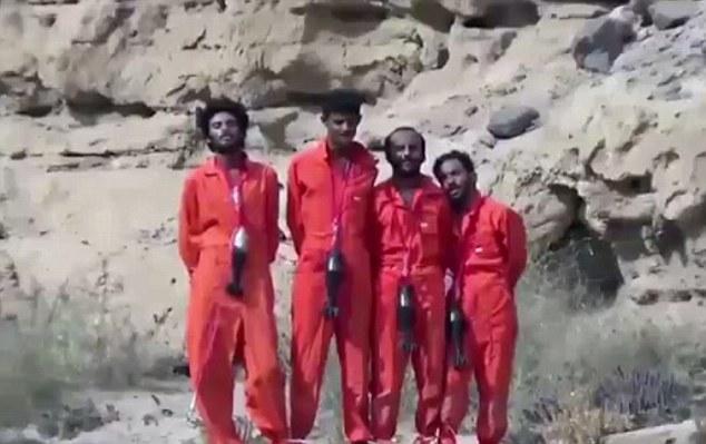 Isis massacra presunti ribelli