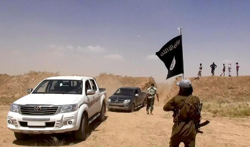 Isis perde 14%  territori