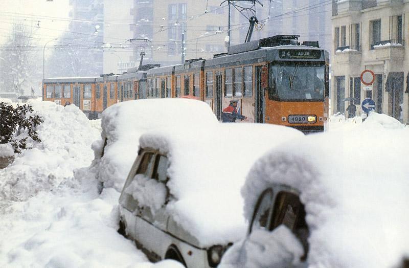 Neve record prevista per Natale