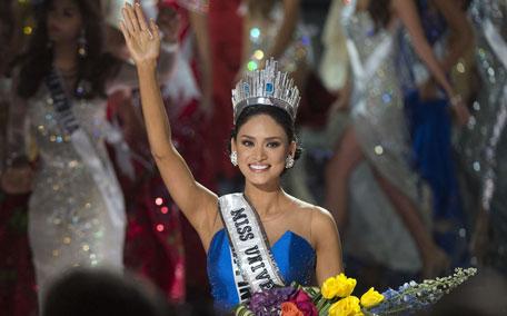 Miss Universo, Pia Alonzo Wurtzbach