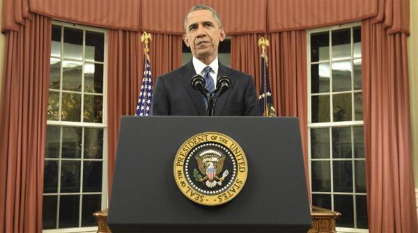 Obama promette di sconfiggere Isis