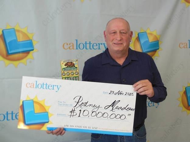 Vince 1000 dollari alla lotteria, poi altri 10 milioni