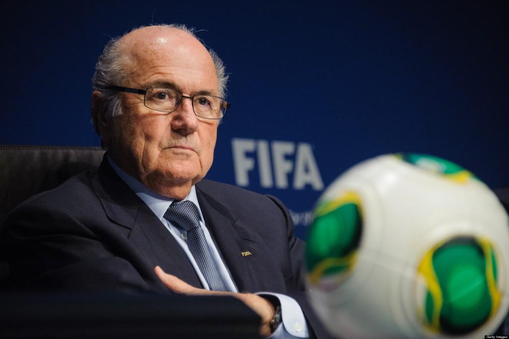 Blatter coinvolto nello scandalo