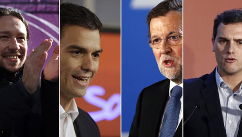 Spagna affluenza