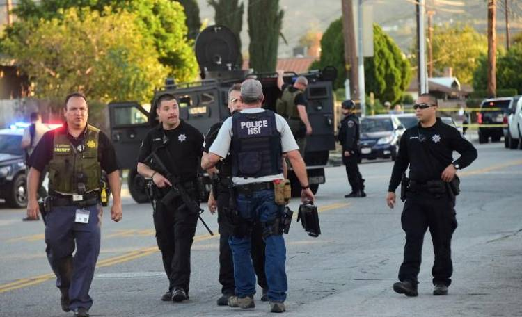 Strage di San Bernardino, fermato amico killer