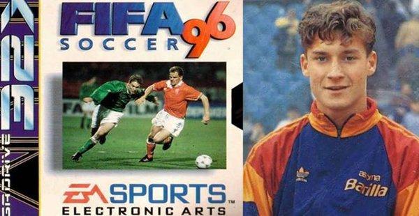 Totti FIFA 96