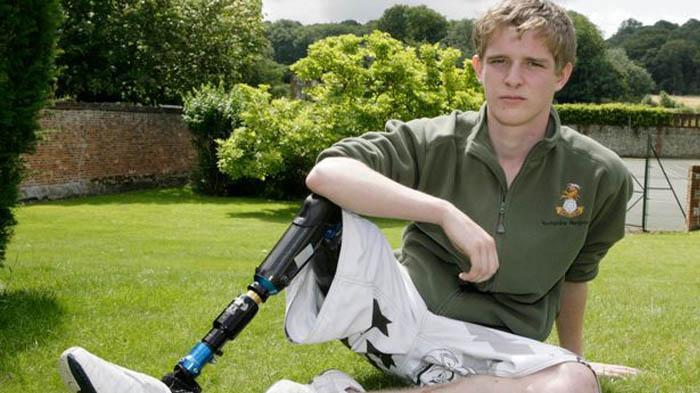 Chris Herbert, un musulmano ha cercato di uccidermi, ma altri mi hanno salvato