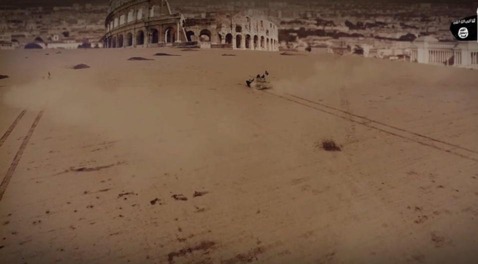 Isis minaccia Roma con nuovo video