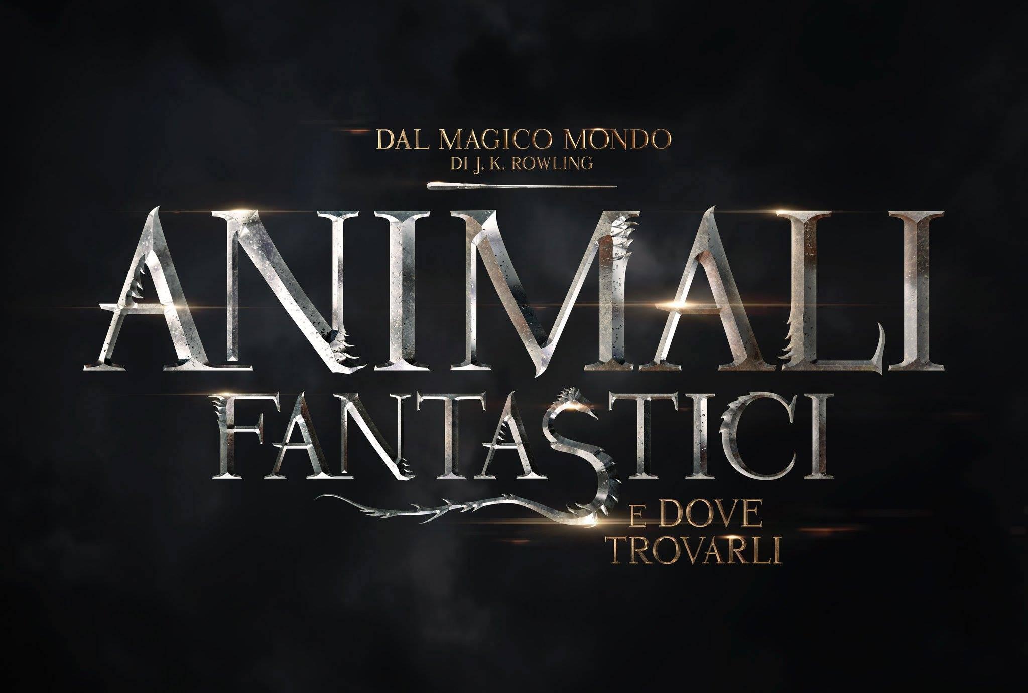 """Uscito il trailer """"Animali fantastici e dove trovarli"""""""