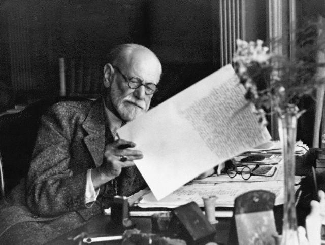 La teoria dell'inconscio di Freud