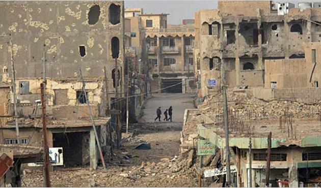 Isis a Ramadi