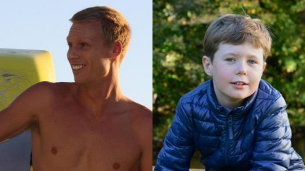Surfista salva giovane principe danese