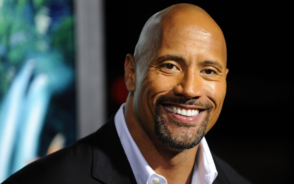 """The Rock"" è diventato papà"