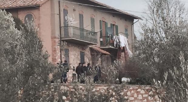 Perugia, uccide i figli e poi si suicida