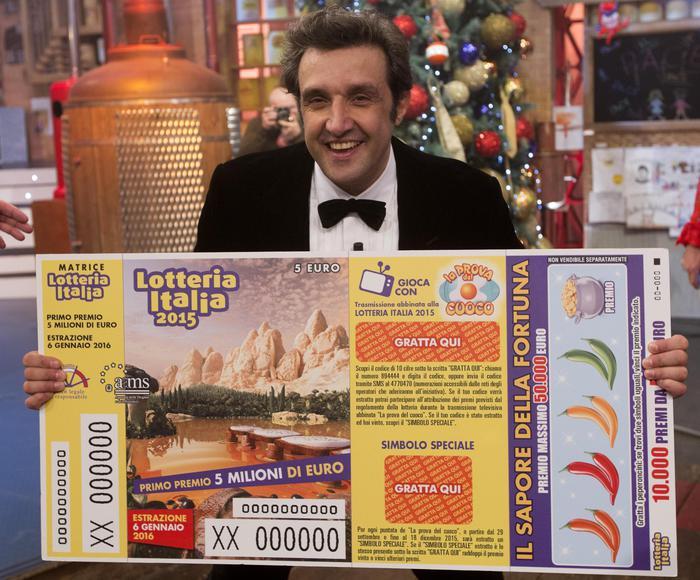 Affari Tuoi svela biglietti vincenti Lotteria Italia