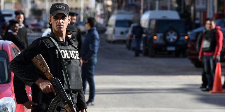 Attentato contro forze dell'ordine in Egitto