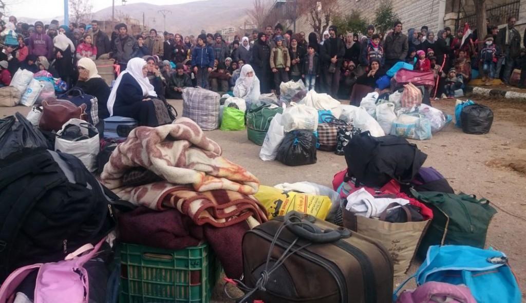 Convogli umanitari entrano a Madaya