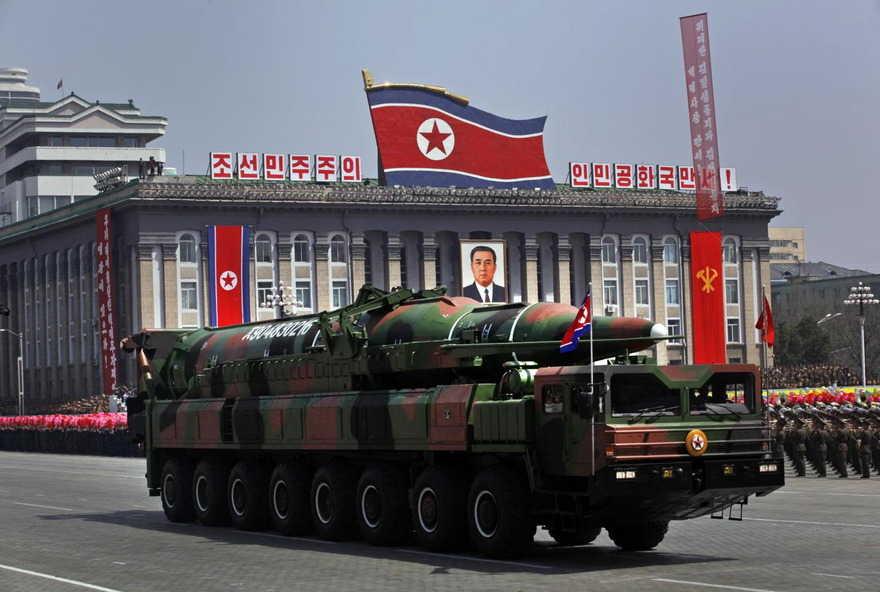 Corea del Nord pronta a lanciare missili